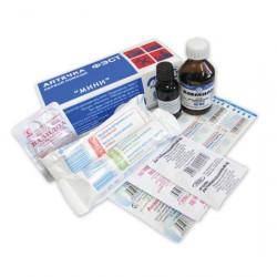 Аптечка индивидуальная МИНИ ФЭСТ (пластиковая коробка)