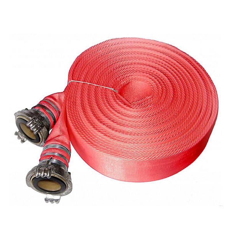 Рукав пожарный Латексированный 150 мм в сборе с гол. ГРВ-150 ал. 1,2МПа