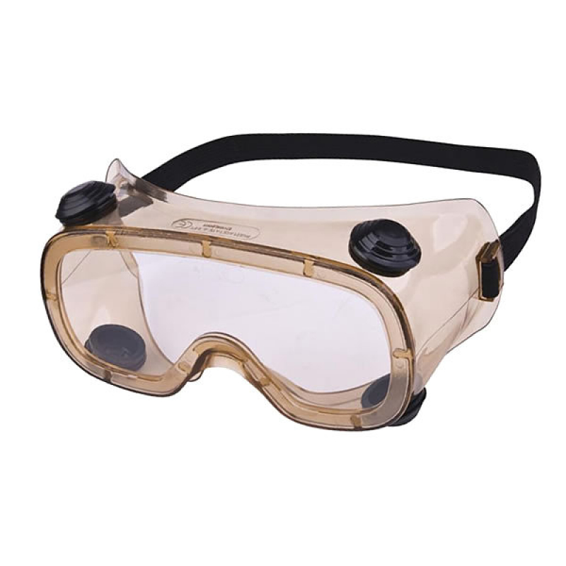 Очки прозрачные RUIZ 1 ACETATE ИЗ АЦЕТАТА с непрямой вентиляцией