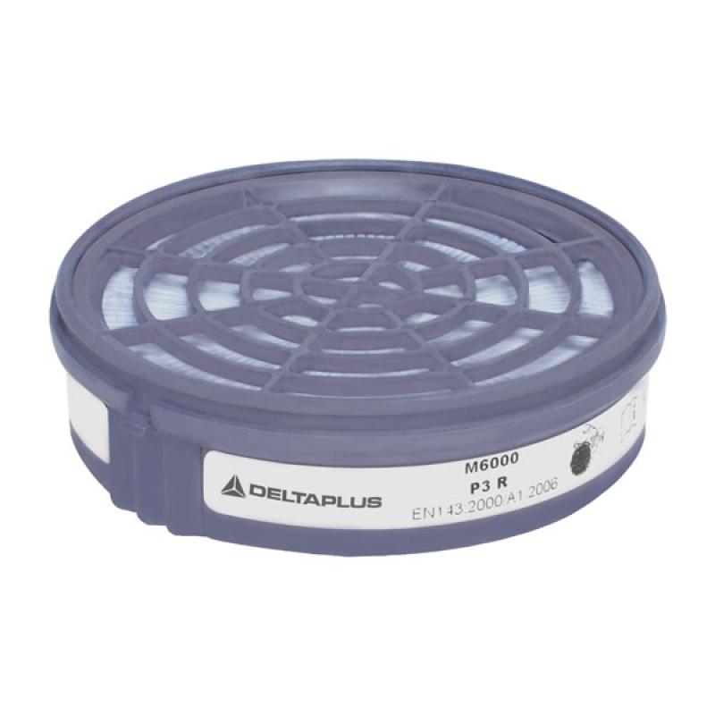 Фильтрующий картридж M6000 P3 для полумасок