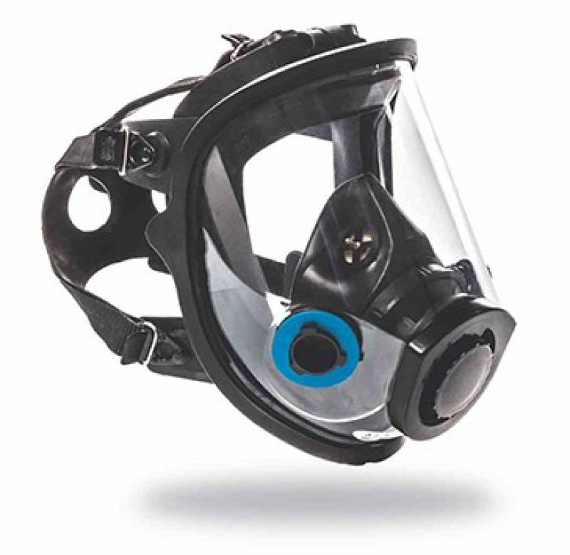 Панорамная маска UNIX 5000 (резина) (МАГ-2)