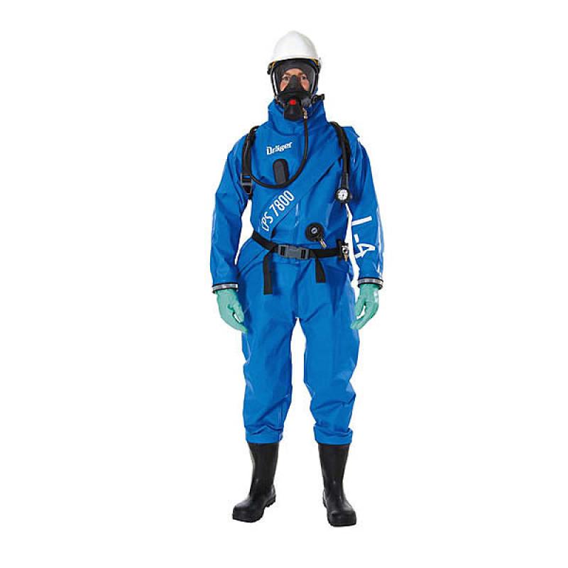 Изолирующий костюм Dräger CPS 7800