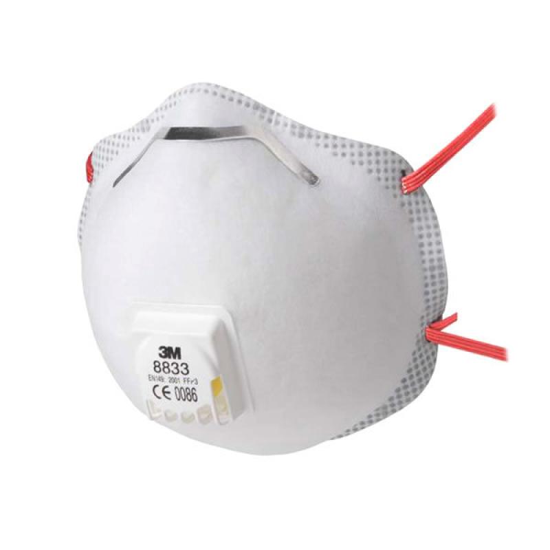 Респиратор противоаэрозольный 3M™ 8833