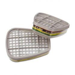 Фильтр 3M™ 6059 Защита от газа и пара