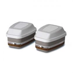 Фильтр 3M™ 6098 Защита от газов, паров, аэрозолей