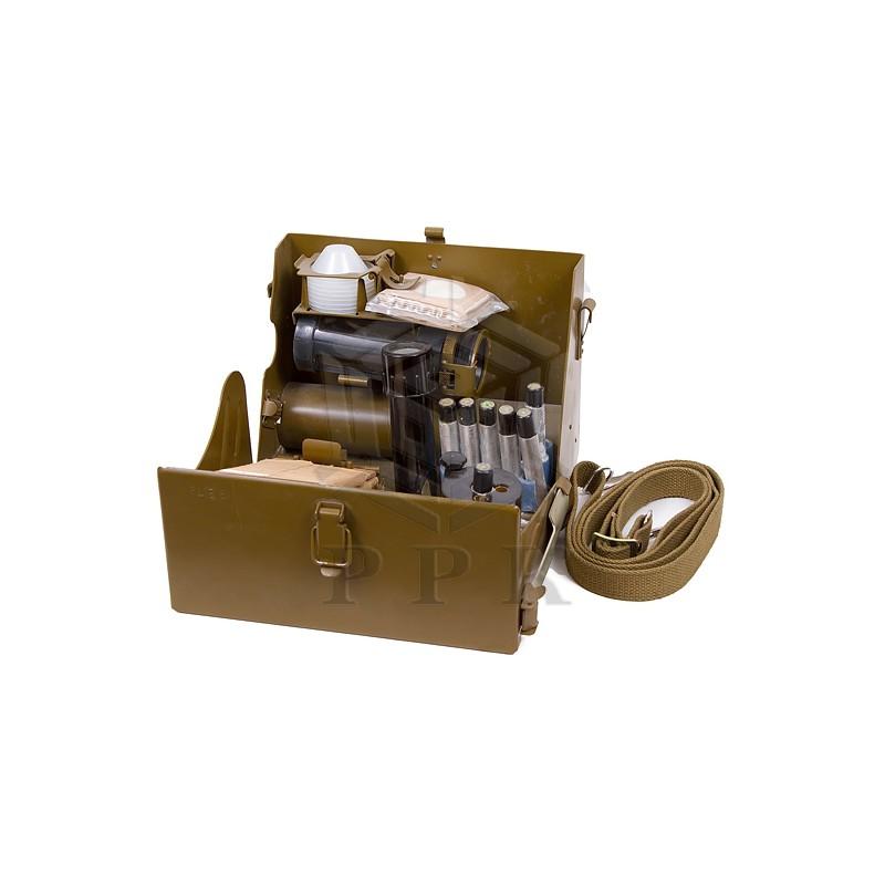 ВПХР - войсковой прибор химической разведки с поверкой